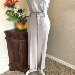 Christopher & Banks Stretch Cropped Pants
